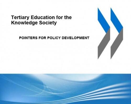 Tertiary Education for the Knowledge Society OCDE