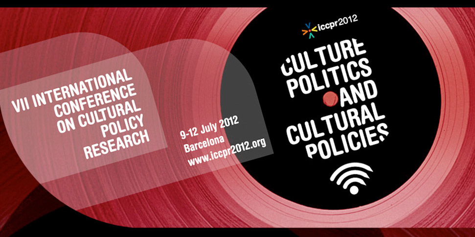 International Conference on Cultural Policy Research