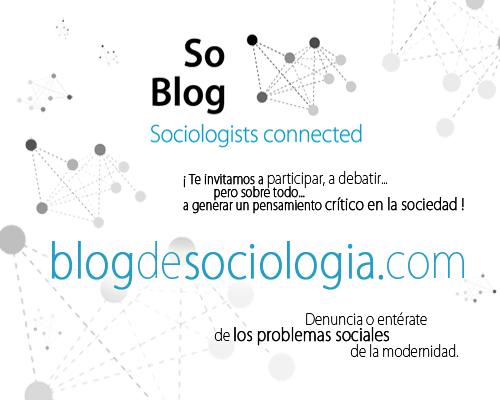 Blog de Sociología - poster