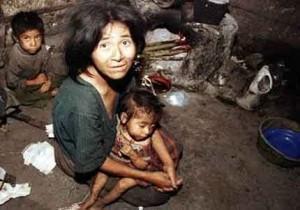 Natasha Vera pobreza